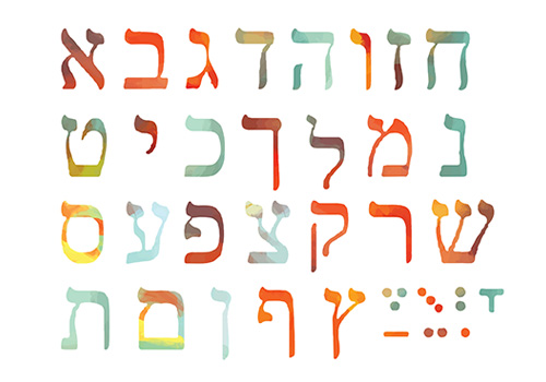 Learning The Hebrew Language Hebrew Alef Bet